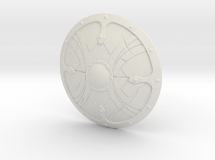 """BotW"" Soldier's Shield 3d printed"