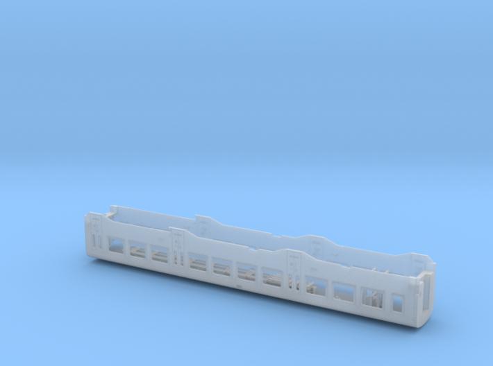 #07A OBB H0(1:87) '50 81 20-34 000' Wagenkasten 3d printed