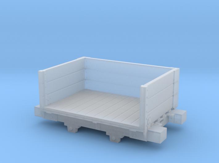 Trevor Quarry Breaker Wagon 3d printed