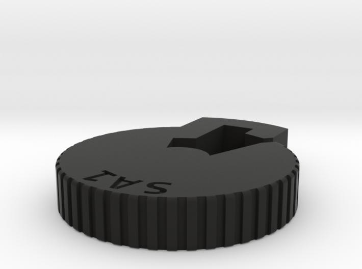 (Airsoft) P90 AEG Safe-Auto-Semi Selector 3d printed