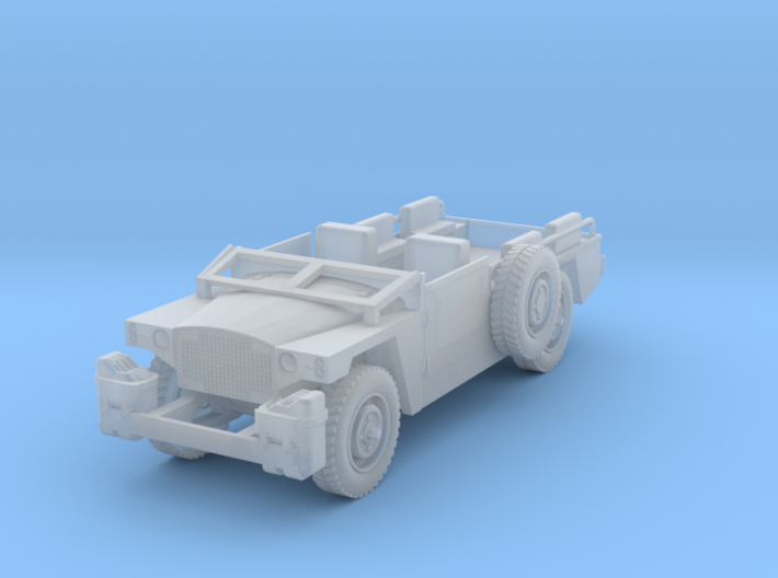 Land Rover 109 Escala N-sin Capota 3d printed