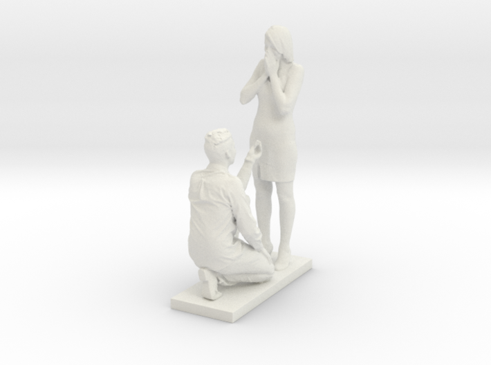 Printle C Couple 055 - 1/24 3d printed