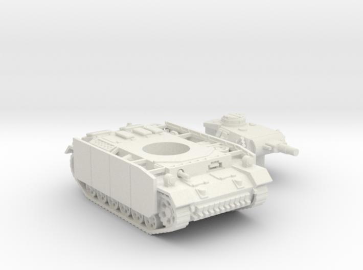 Panzer III tank M (Germany) 1/87 3d printed