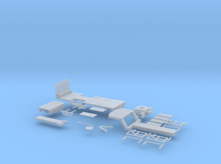 Schwandner 1 Drucktest 3d printed