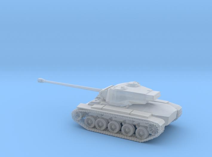 1/87 Scale M26 Pershing Tank 3d printed