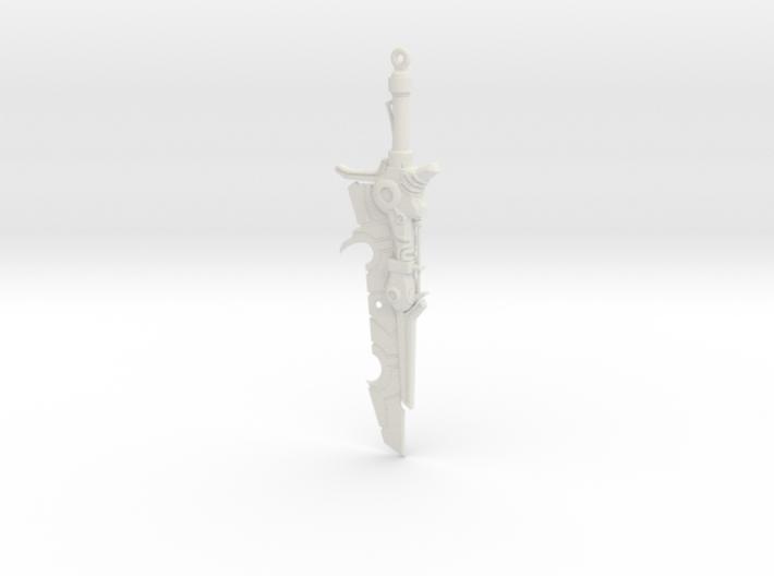 """""""BotW"""" Ancient Short Sword 3d printed"""
