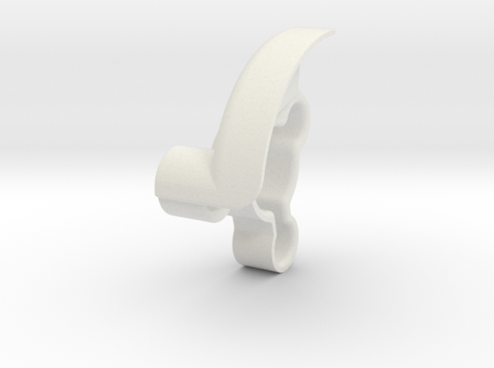 YZ2CA/DTM Spur Gear Cover 81teeth 3d printed