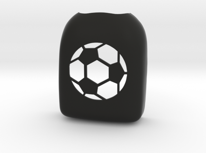 Soccer Ball - Omnipod Pod Cover 3d printed