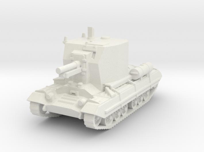 Bishop (artillery) (British) 1/100 3d printed