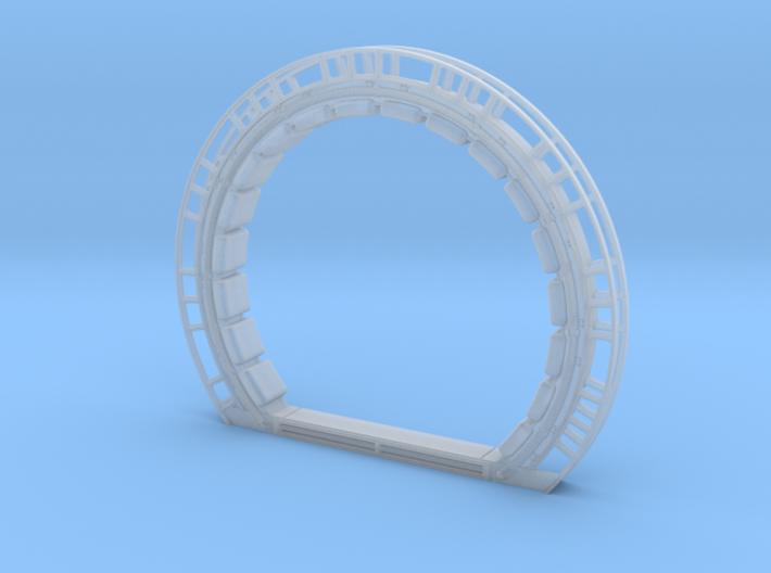 DeAgo Falcon Hold Starboard Corridor Entrance Ring 3d printed