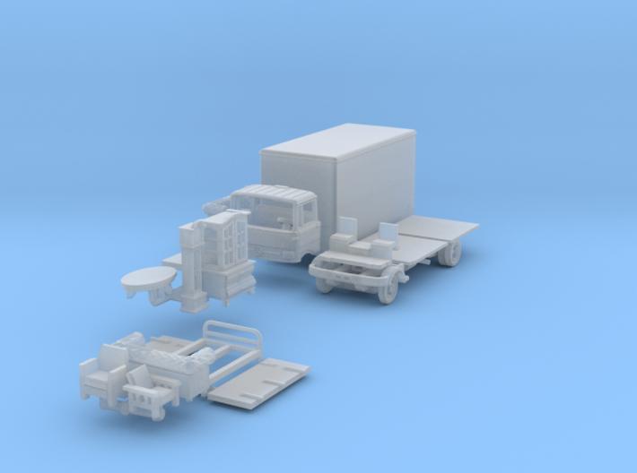 BONUS SET Möbeltransport (N 1:160) 3d printed