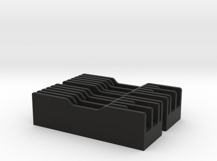 Shoretrooper Chin Detail Set (V2) 3d printed