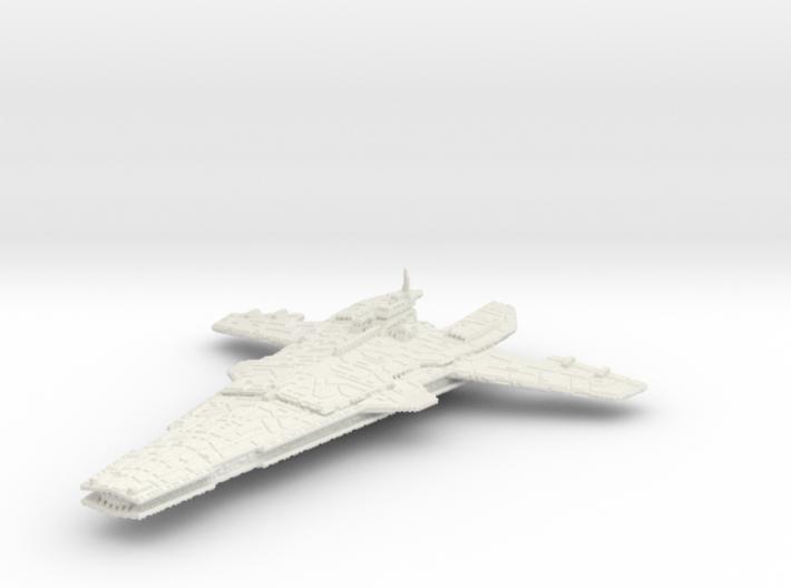 (Armada) Victory II Frigate 3d printed