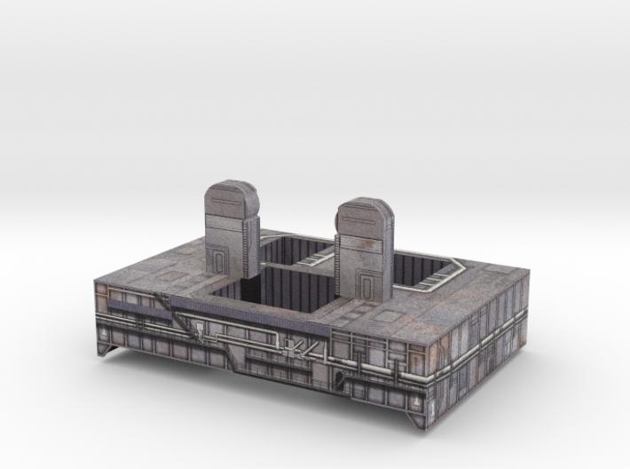 Bandai Shuttle 1:144 MLP Final 3d printed