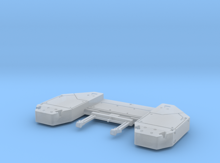 1/48 RAM MANTIS 3d printed