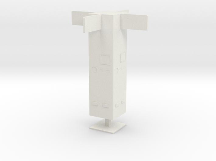 Column, Intersection (Space: 1999), 1/30 3d printed
