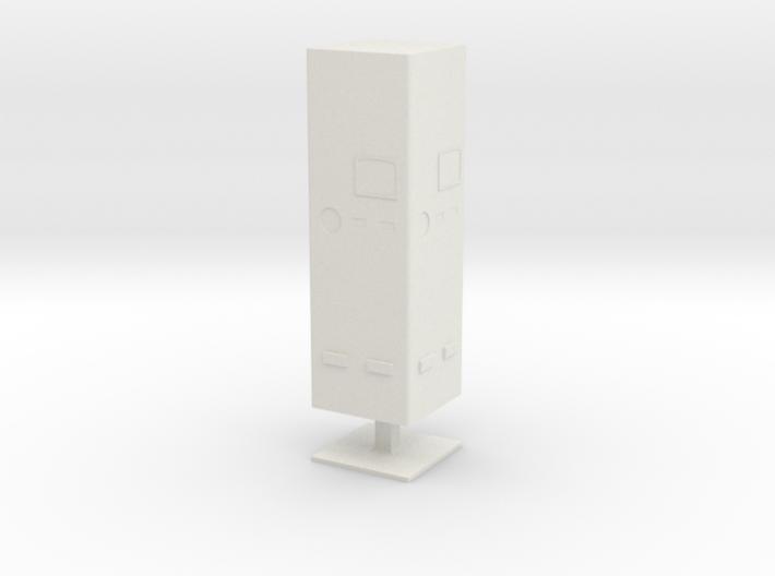 Column, Standard (Space: 1999), 1/30 3d printed