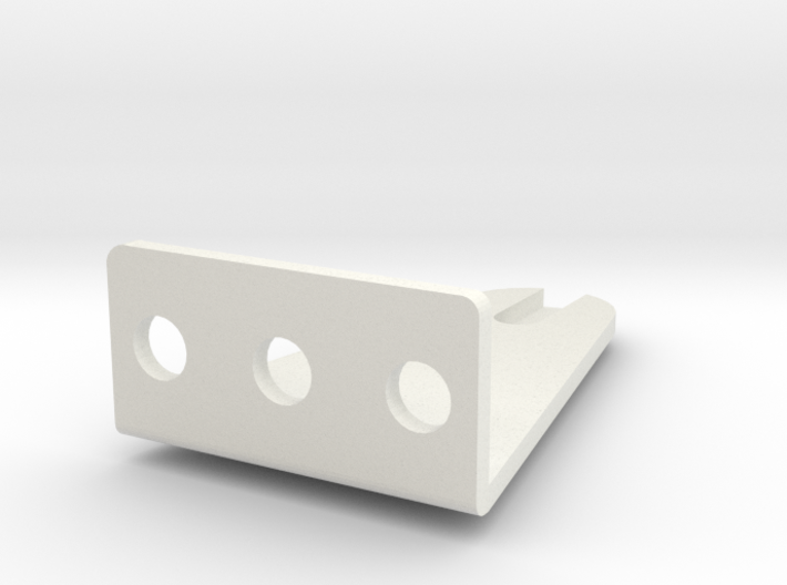 Hold Down Bracket 384-A 3d printed