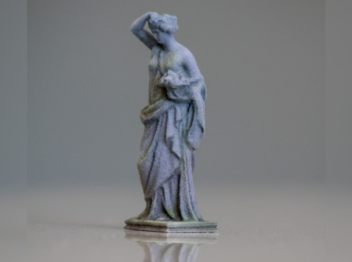 Woman Statue 3d printed