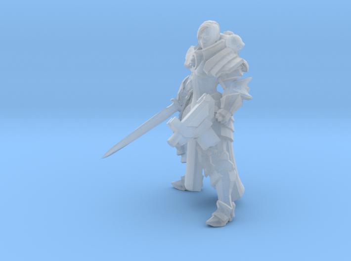 Sword Sister 3d printed