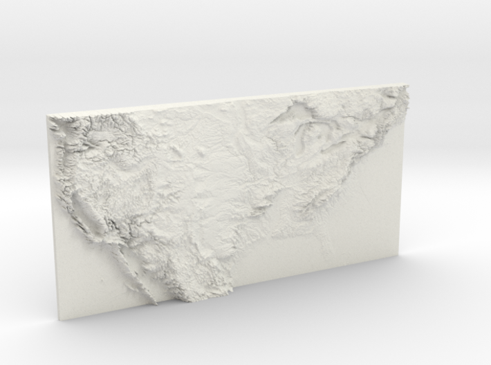 Country: United States of America (USA) 3d printed