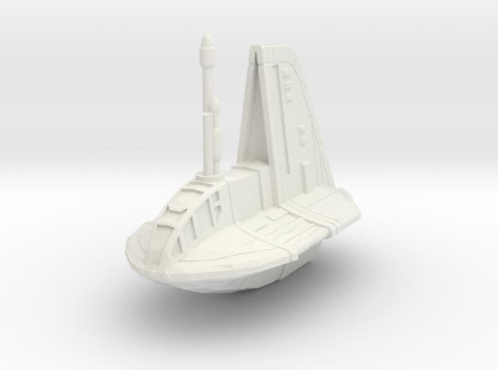 (MMch) Neimoidian Shuttle 3d printed