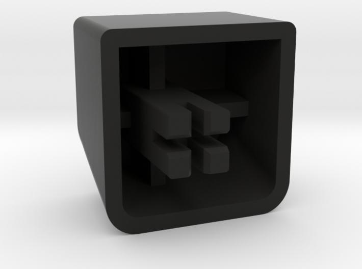 Standard StenoTopper (Spare Part) 3d printed
