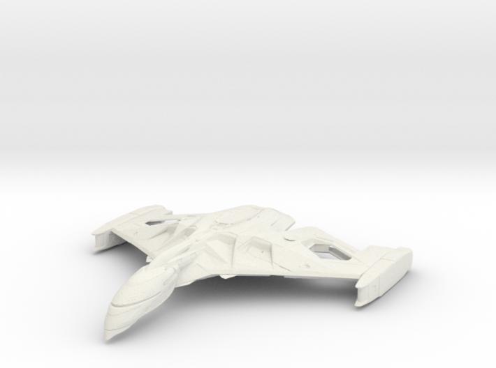 Romulan WarBird Valtor Class B BattleCruiser 3d printed