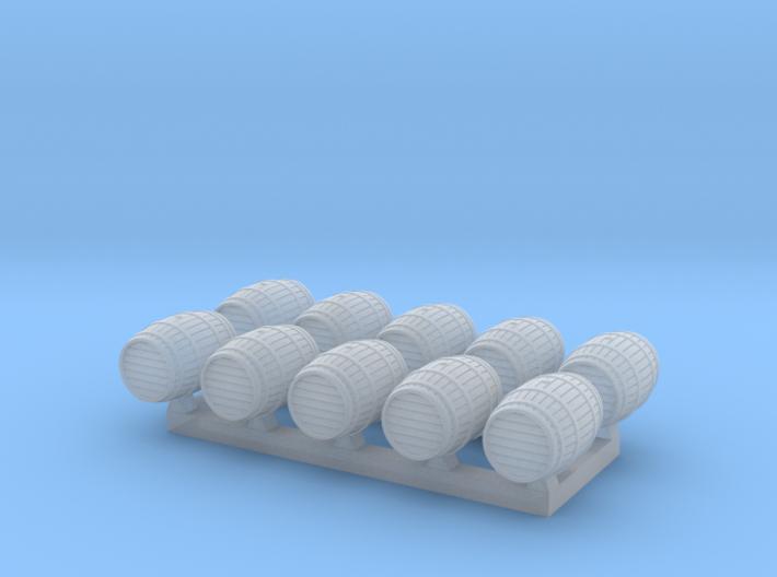 TJ-H02020x10 - Tonneaux 50l 3d printed