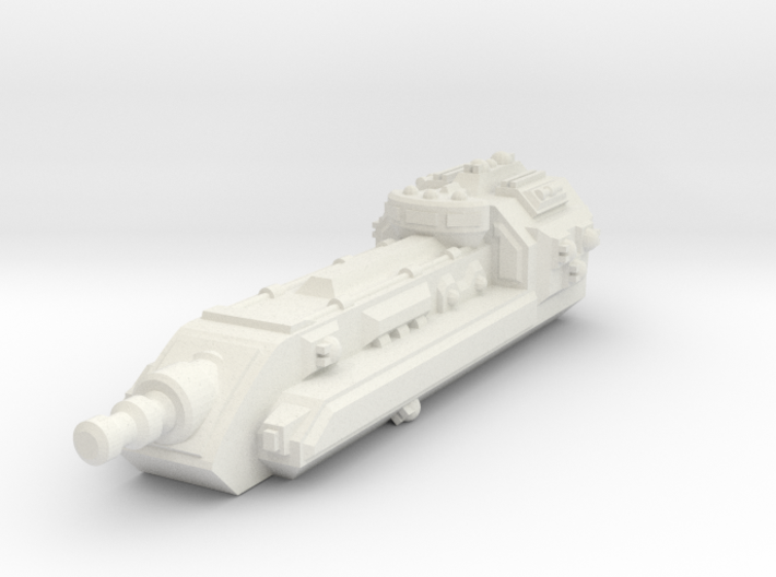 WE104 Dofio-Noalo Point-Defence Frigate 3d printed