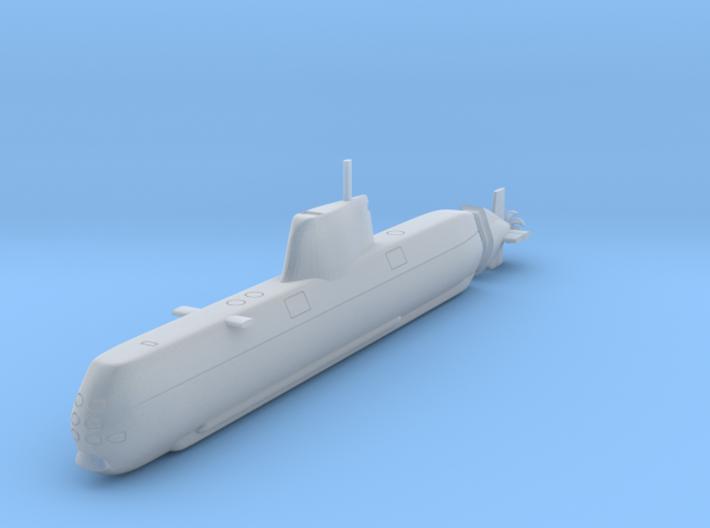1/700 Type 214 (FUD) 3d printed