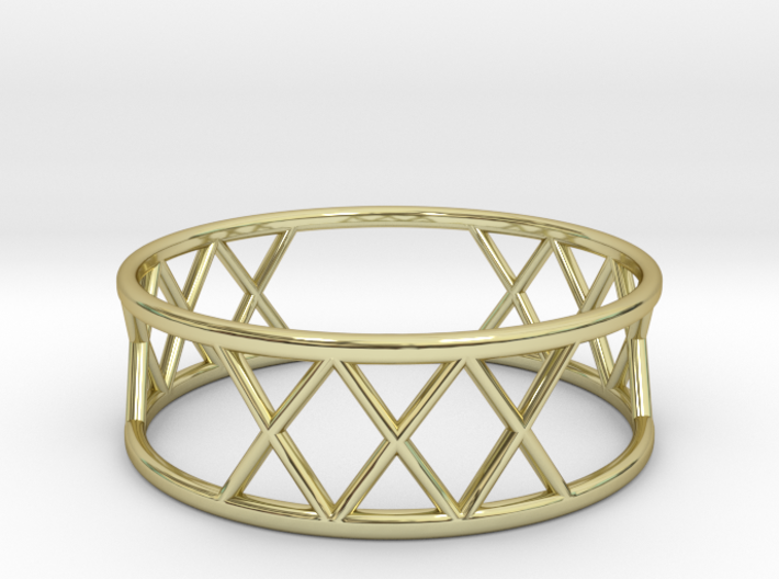 XXX Ring Size-11 3d printed