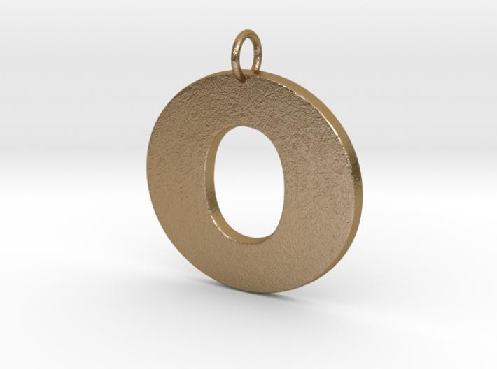 O pendant vklsw97yp by bpinkhof o pendant 3d printed aloadofball Choice Image
