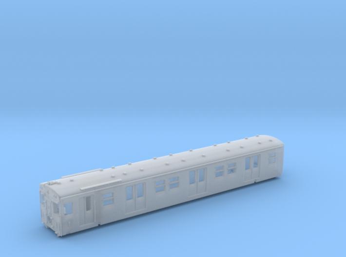 NHM3 - VR Harris M 701-781 N Scale 3d printed