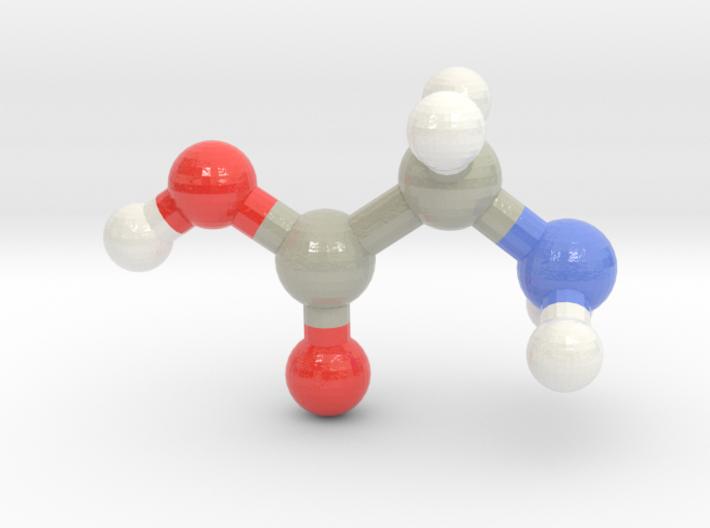 Glycine (G) 3d printed