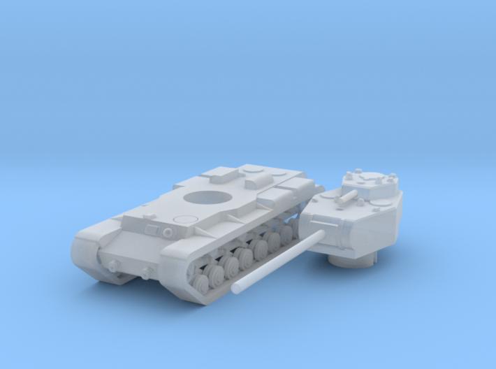1/285 KV-4 (WoT variant) 3d printed