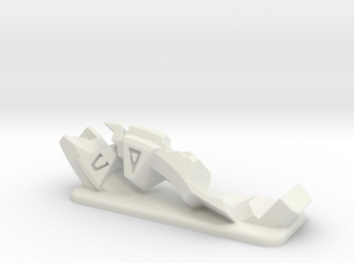 28mm Scale Star Portal Ruin 3d printed
