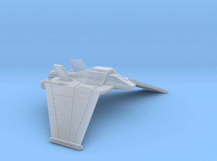 F-302 Interceptor: 1/270 scale Large Base 3d printed