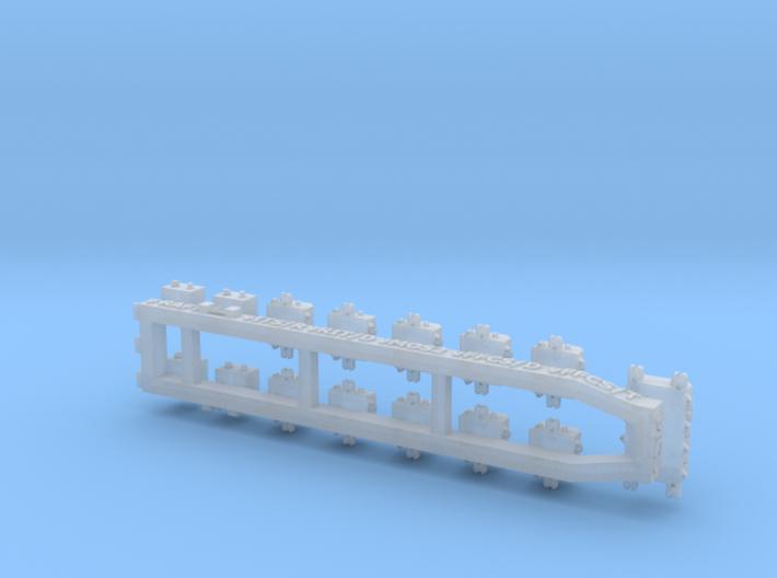 1/35 AN/VIC-3(V) Intercom basic set MSP35-001 3d printed