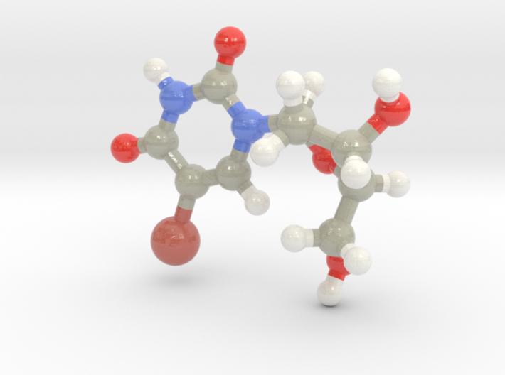 Bromodeoxyuridine (BrdU) 3d printed
