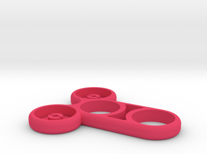 Meatspin Fidget Spinner (The Meatspinner) 3d printed