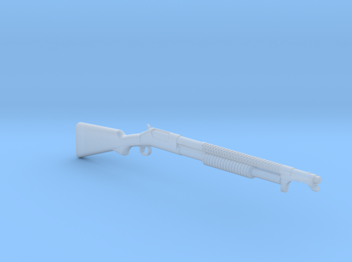 M1897 Trench gun (1:18 scale) 3d printed