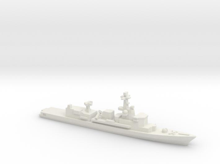 Karel Doorman-class frigate, 1/1800 3d printed