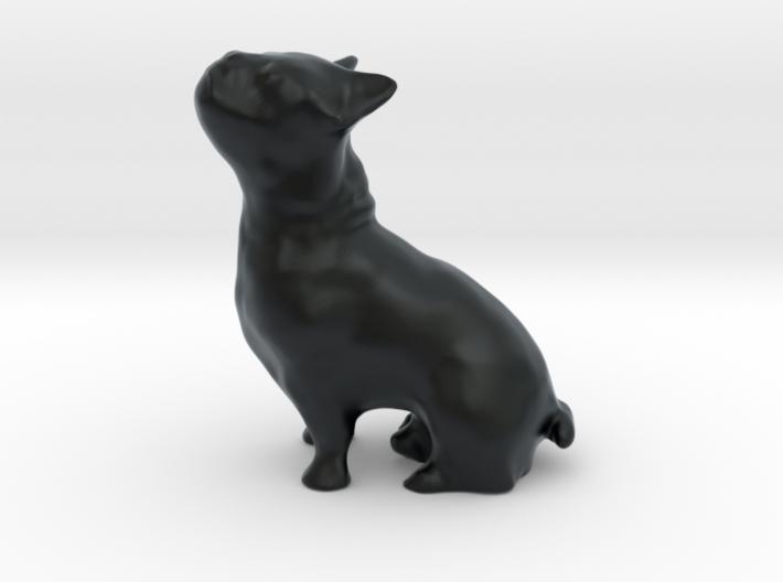 doggie-dog (bulldog) 3d printed