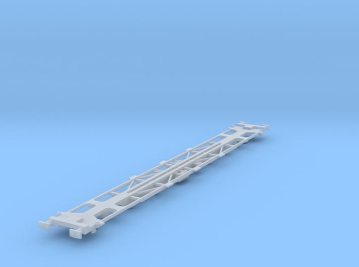 KFA Wagon N Gauge 1:148 3d printed