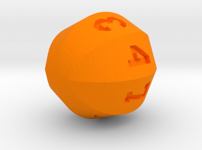 Basketball D8 3d printed