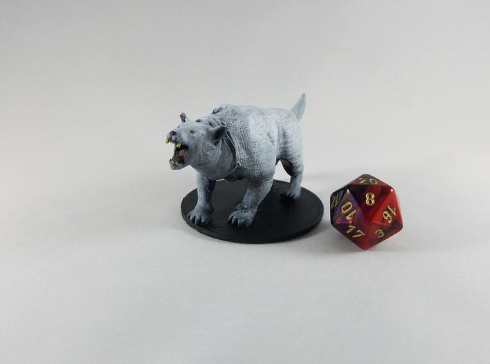 Crag Cat 3d printed
