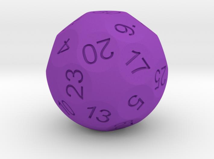 D30 Sphere Dice 3d printed