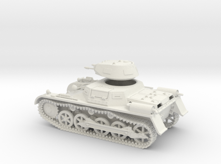 VBA Panzer I Ausf. A Sd.Kfz 101 3d printed
