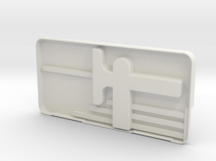 revised depth micrometer case insert 3d printed